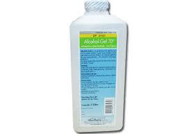 Alcohol Gel Topico al 70%